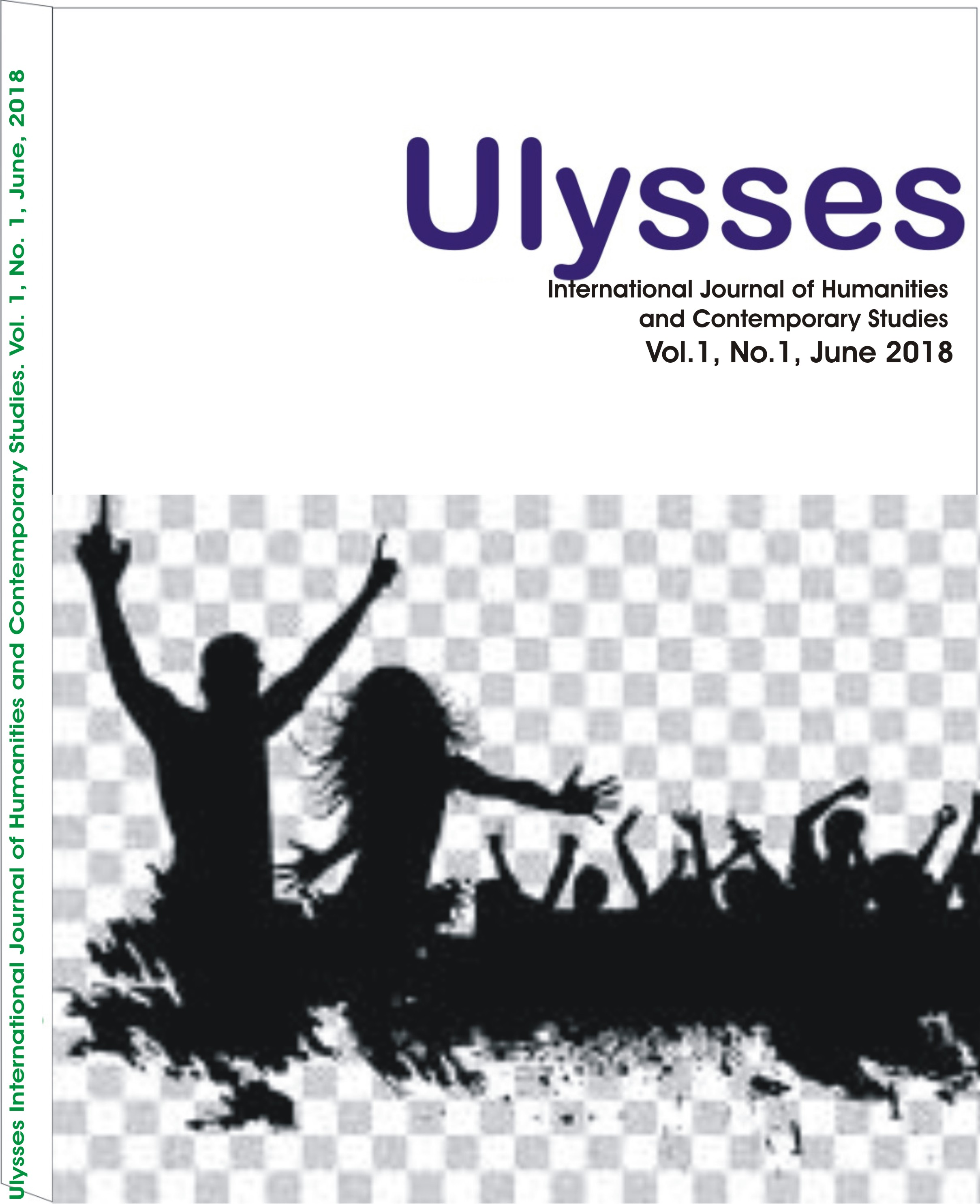 View Vol. 1 No. 2 (2018): Ulysses International Journal of Humanities and Contemporary Studies.