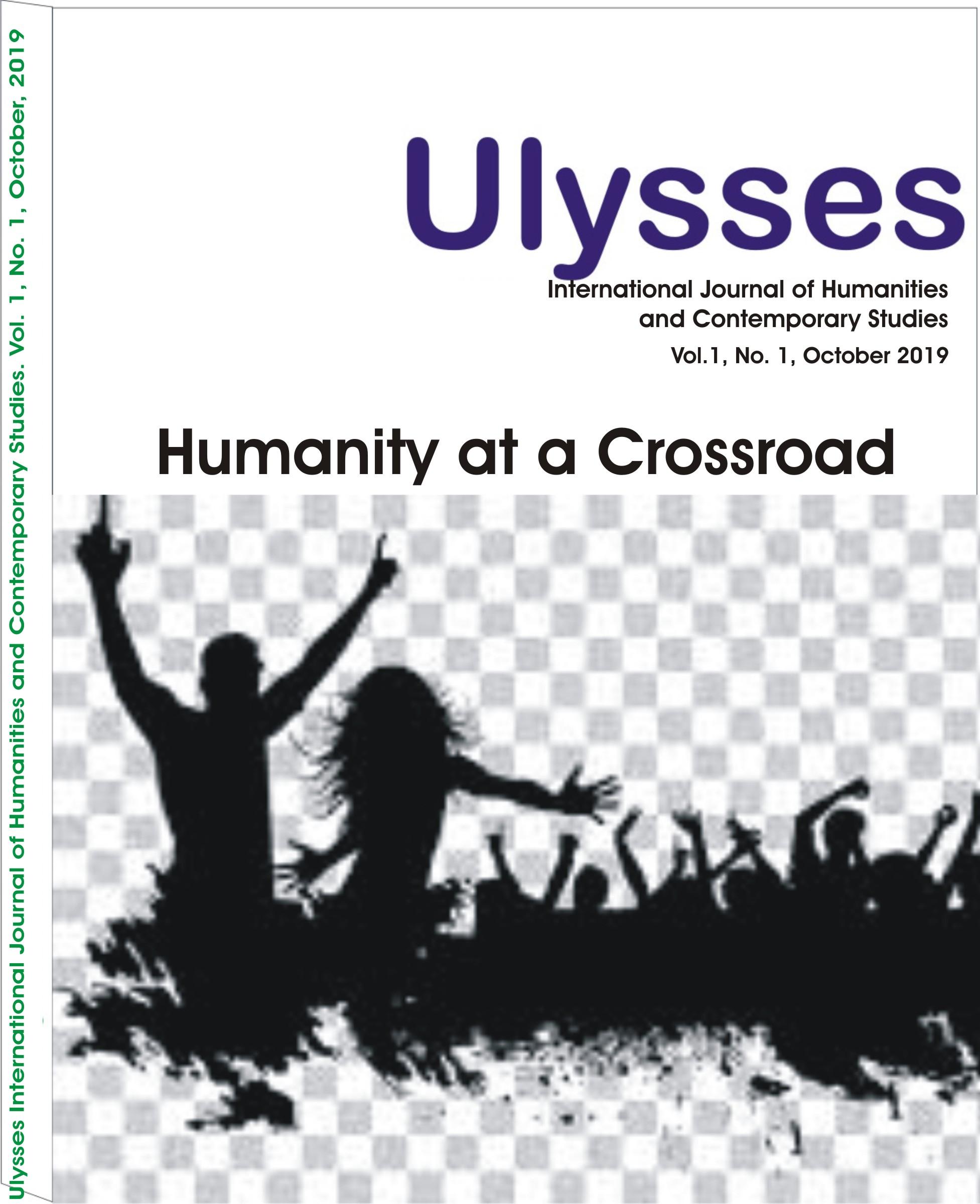 View Vol. 1 No. 1 (2019): Humanity at a Crossroad